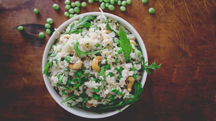 RECIPE OF THE WEEK: COCONUT BROWN RICE This Thai-inspired dish by the ...