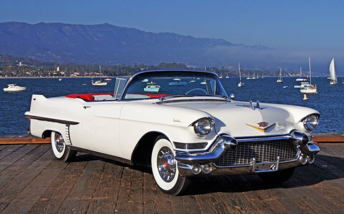 Hemmings Find Of The Day 1957 Cadillac Series 62 Convertible