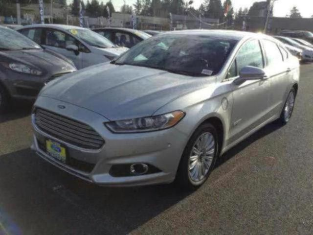 ford fusion energi owners manual