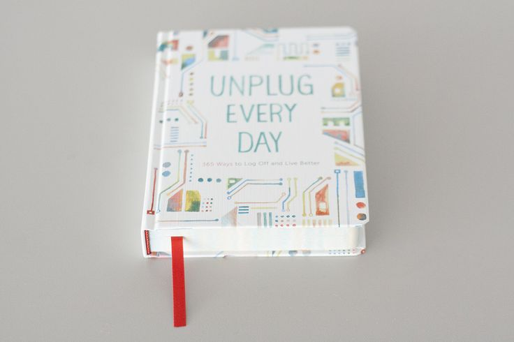 365 Ways to Unplug. Most relaxing to do list. Ever.