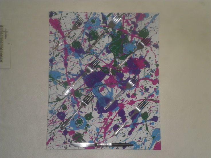 Splatter Paint Walls Pictures