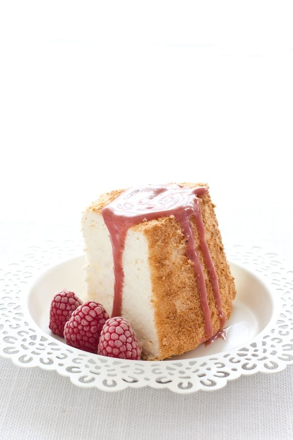 Angel food cake | sweet treats | Pinterest
