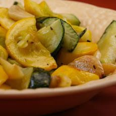Roasted Squash with Garlic Recipe | Vegetables | Pinterest