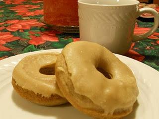 Gingerbread Donuts | Sweet Treats | Pinterest