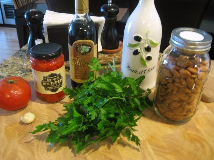 The Food Matters Project: Romesco Sauce | Recipe