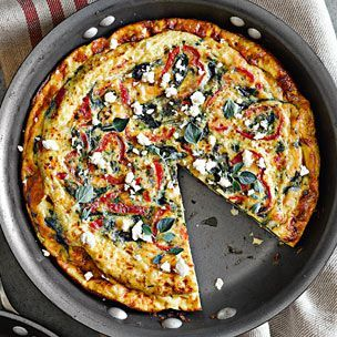 ... spinach feta frittata that s just how you gotta roll spinach and feta