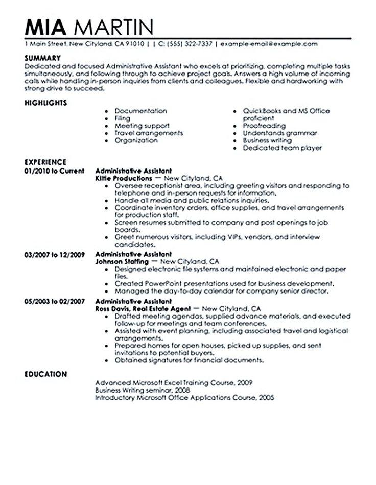 career resume examples - solarfm.tk