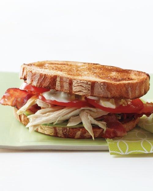 Cobb Salad Sandwich - Martha Stewart Recipes