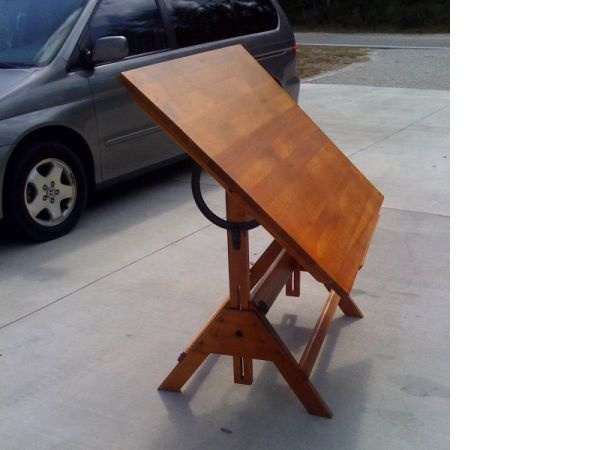 Antique drafting table would so love this for my room