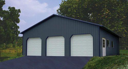 36 39 w x 45 39 l x 10 39 h garage at menards garage barn ideas for 36 x 36 garage