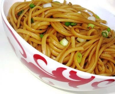 ... forget these delicious Simple Sesame Noodles for a hot summer lunch
