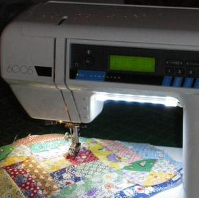 led sewing machine light strips