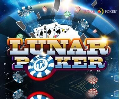lunar poker online