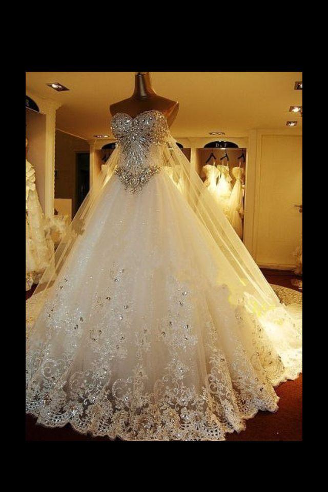 Enchanted Wedding Dresses 36
