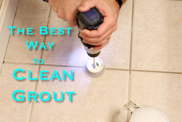 The Best Way To Clean Grout Ever