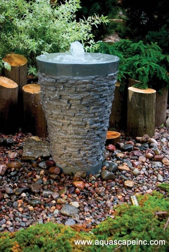 Fountains For Your Backyard : Add a Garden Fountain to Your Yard