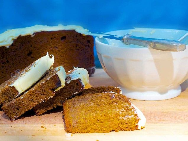 Spicy Pumpkin Gingerbread | Recipe
