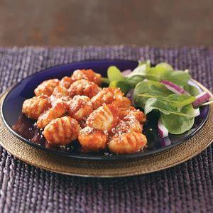 Easy Potato Gnocchi Recipe (uses instant potato flakes!)