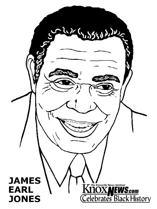 black american inventors coloring pages - photo#16