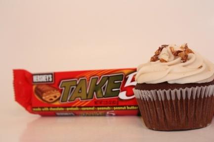 take 5 cupcakes | Cupcake Wars | Pinterest