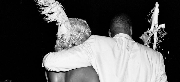 feathers, bubbly, beyoncé- everything.