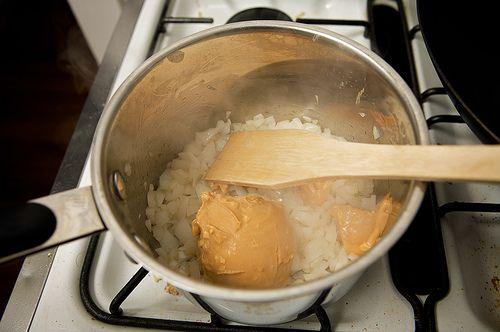 Satay Chicken Recipe | chicken | Pinterest