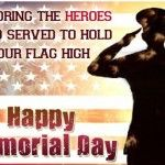 memorial day message for employees