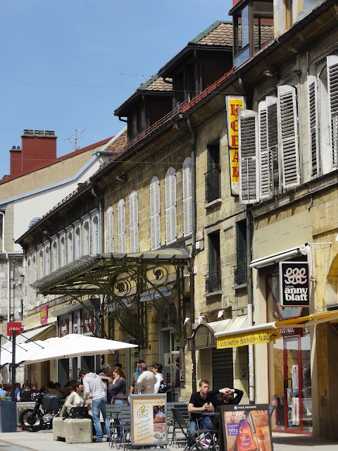 Pontarlier France  City new picture : restaurant in Pontarlier, France | I've been here | Pinterest