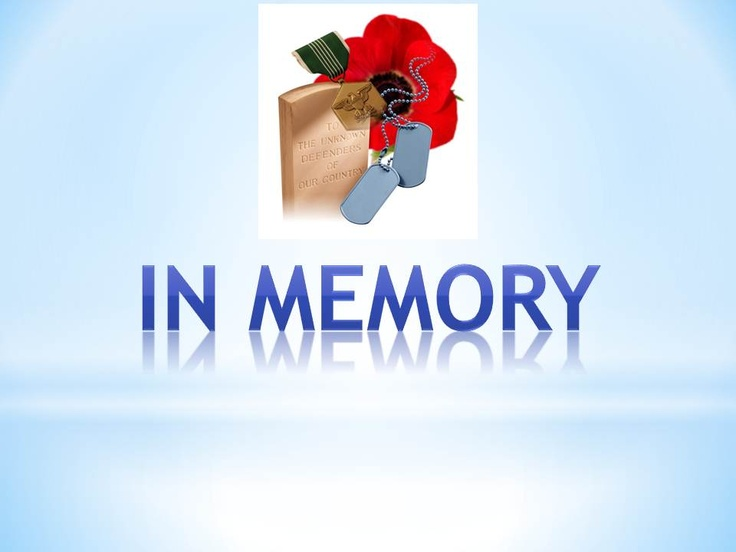 memorial day information history