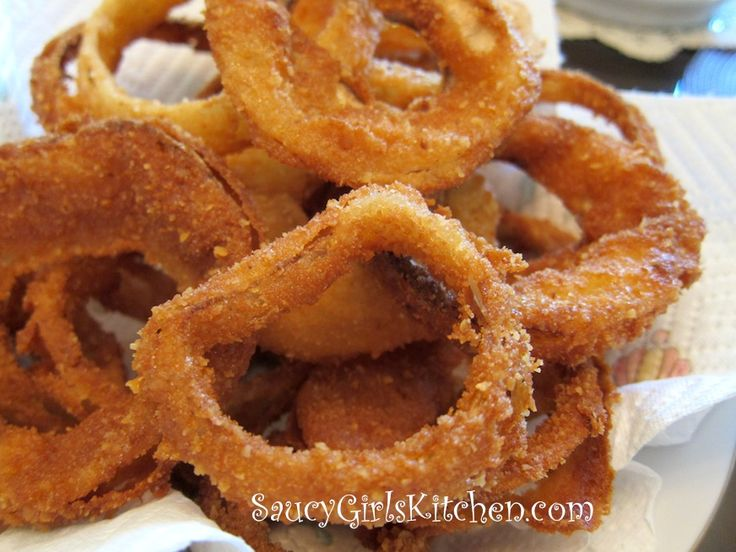 ... rings barbecue buttermilk onion rings crispy onion rings recipe on