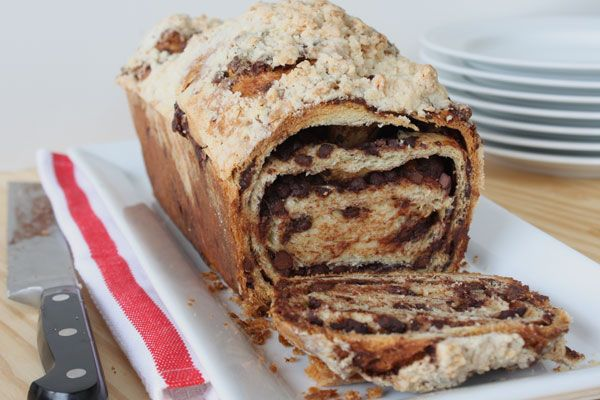 Chocolate Babka - I should make this some day...when I have the will ...