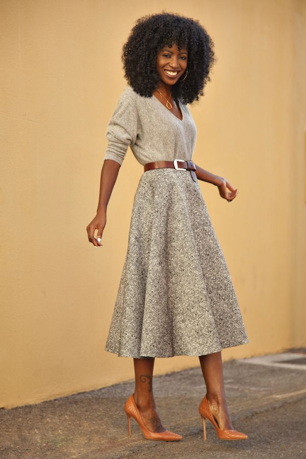 Natural knits, so lovely.