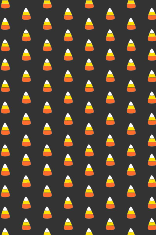 candy corn halloween wallpaper android phone tablet