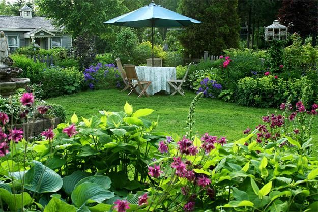 Backyard Landscaping Ideas For Privacy : 30 Green Backyard Landscaping Ideas Adding Privacy to Outdoor Living