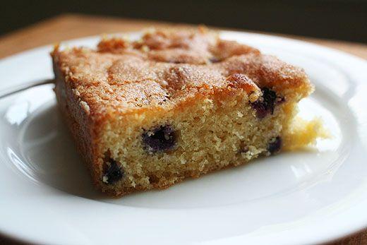 Lottie + Doof » Blueberry Boy Bait: my favorite coffee cake recipe