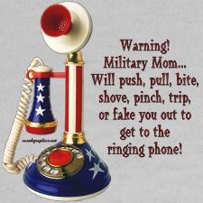 Military Mom!!