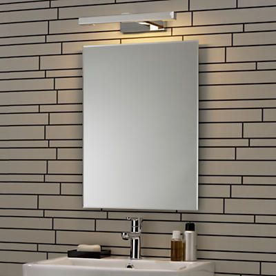 Kashimo over mirror bathroom light bathroom ideas for Bathroom lights over mirrors