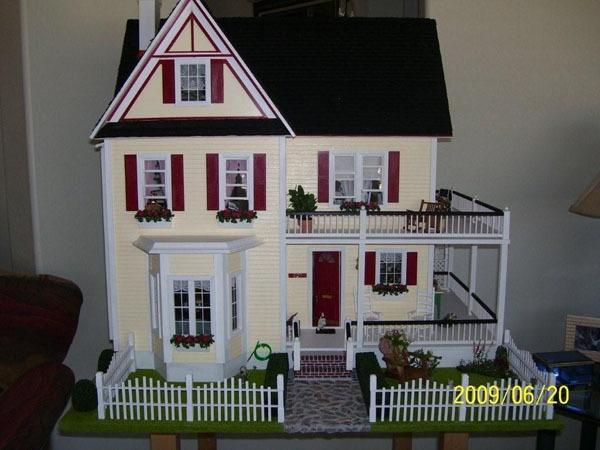 Landscape Ideas Dollhouse Pinterest