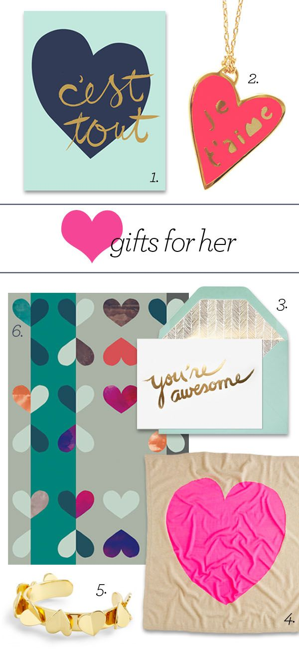 valentine gifts for her at macy's