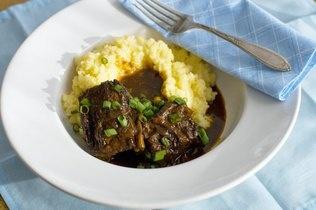 Balsamic Braised Short Ribs | Recipes - Dinner | Pinterest