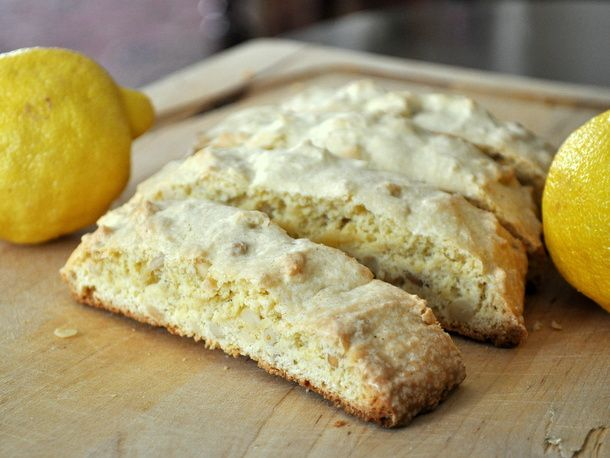Lemon Pine Nut Biscotti | Recipe