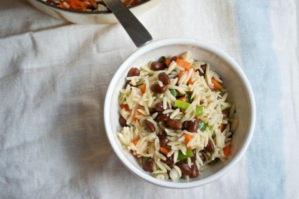 Southwestern Orzo Salad | Recipes | Pinterest