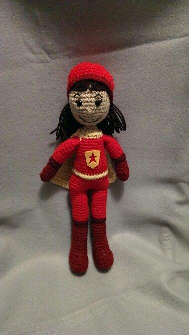 Word Girl Doll My Own Design Crochet Pinterest