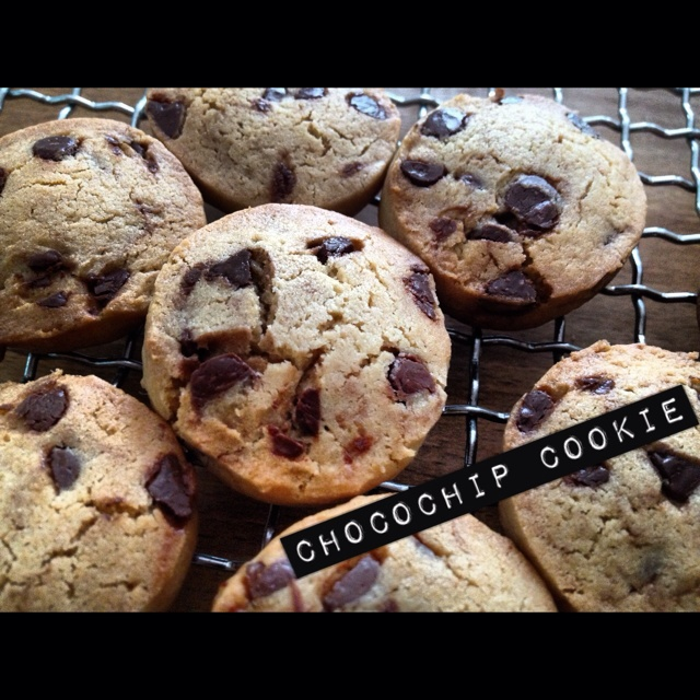 Chocolate chip cookie | Food | Pinterest