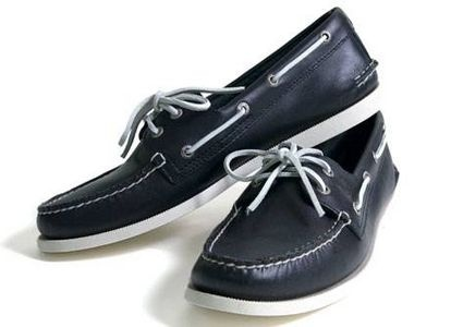 how to clean sperry top siders