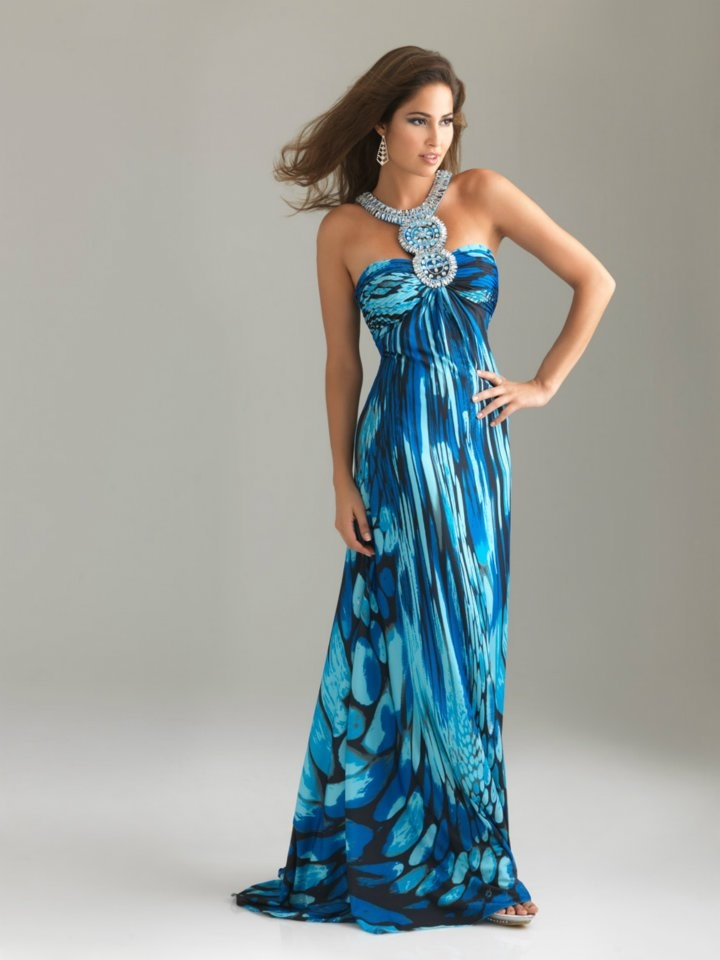 Beach Themed Dresses