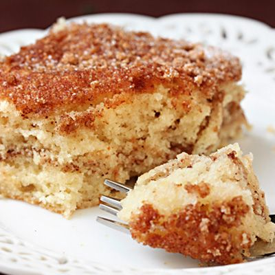 Best Coffee Cake EVER! | Start Your Day Off Right... | Pinterest