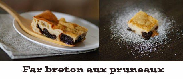 far breton. mmmm! | cookies ' cakes ' cupcakes | Pinterest