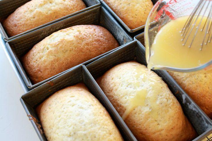 Orange Glazed Poppy Seed Bread | Breads | Pinterest