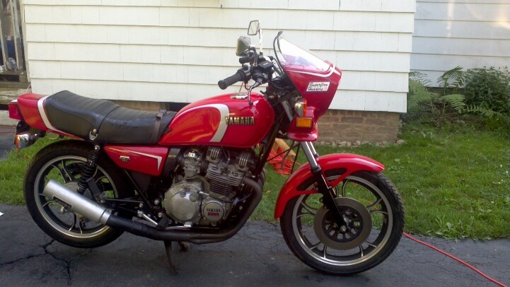 Yamaha Seca Turbo Manual